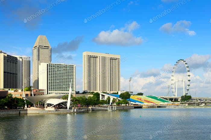 Singapur tagsüber