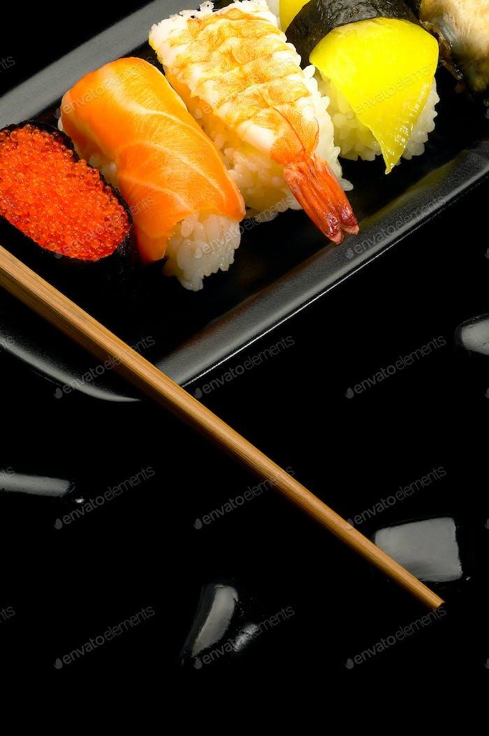 Sushi-Teller