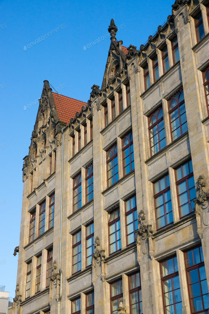 Historic building in Berlin