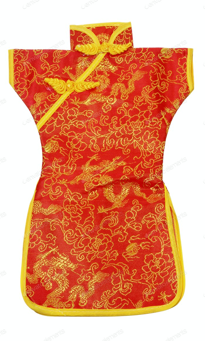 Mandarin Gown