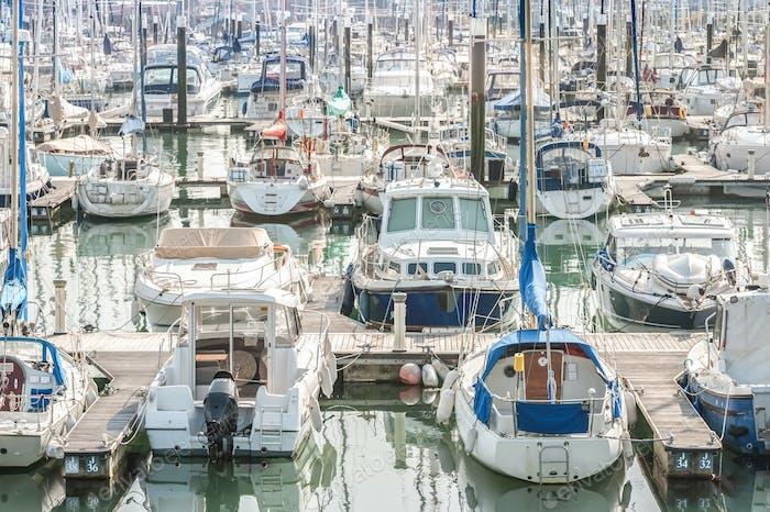 Yacht- und Bootshafen
