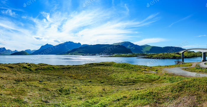 Lofoten Archipel