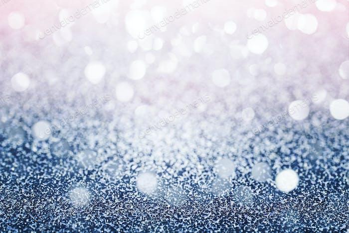 Glamorous glitter background texture