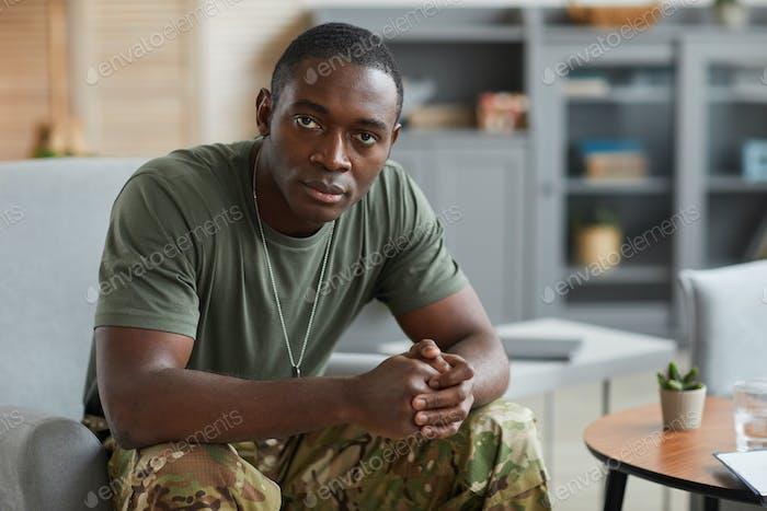 Afrikanischer Militär