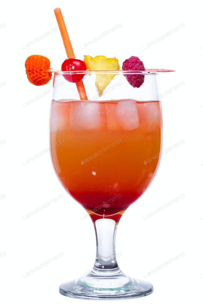 Red Rum Swizzle