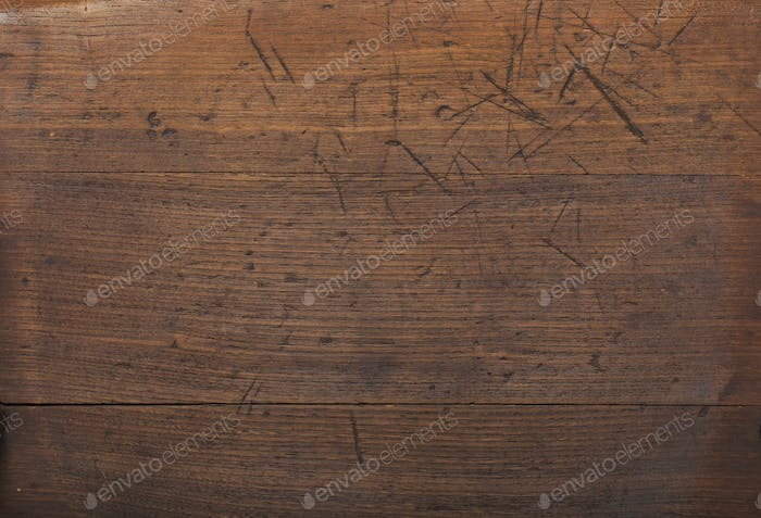 Old Wood Distressed Background Texture
