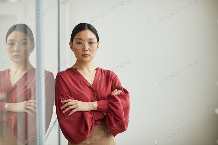 Asian Female Boss