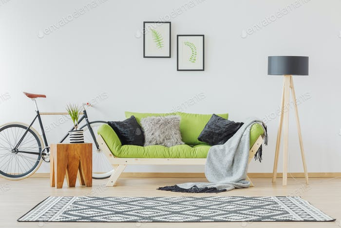 Simple scandinavian design