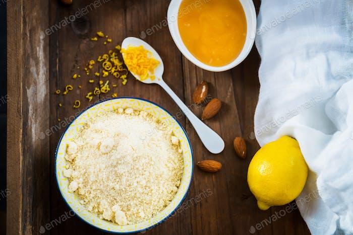 Healthy Vegan Coconut and Lemon Truffles