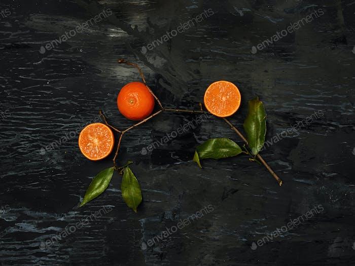 Die Gruppe der frischen Früchte