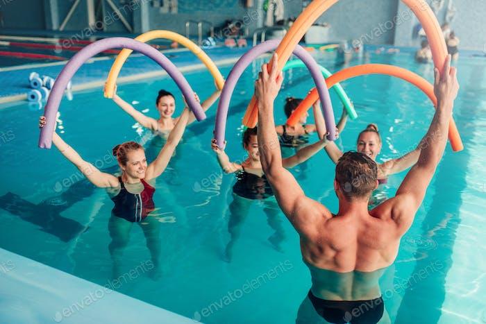 Aqua-Aerobic, gesunder Wassersport