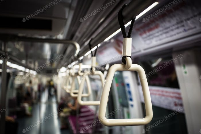 Train Carriage Handle in Singapore