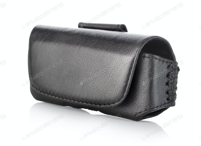 Black bag for phone