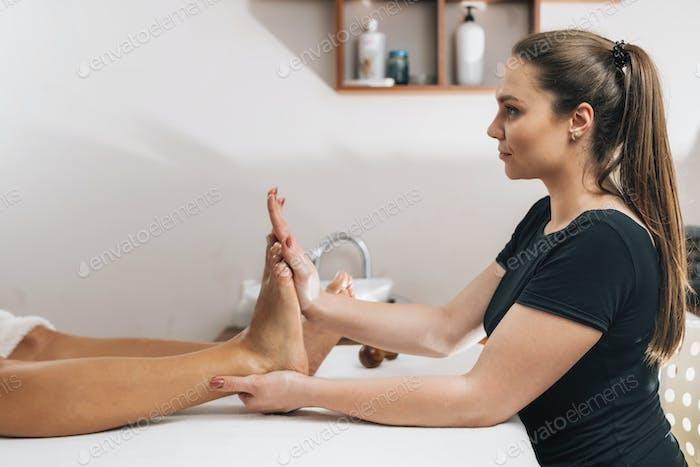 Рефлексологическое лечение