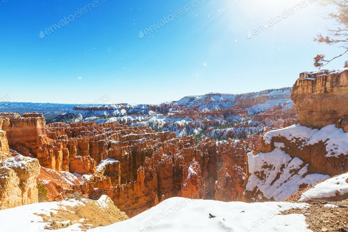 Invierno Bryce