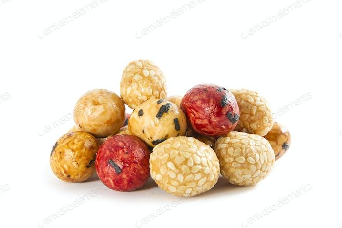 Orientalische Snacks