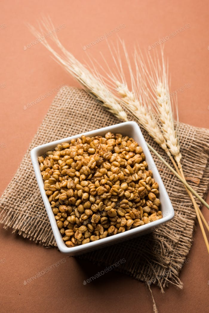 Roasted Crunchy Wheat