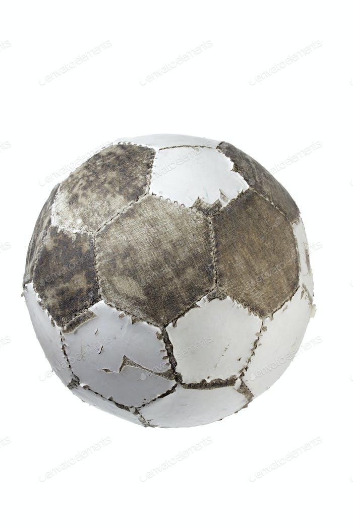 Worn Football