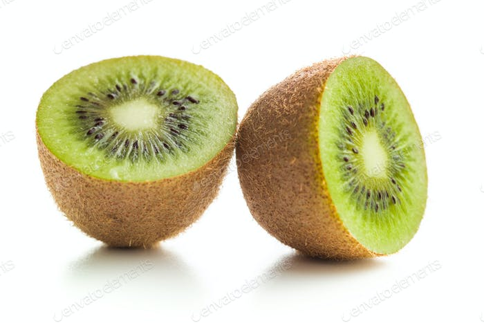 Tasty kiwi fruit.