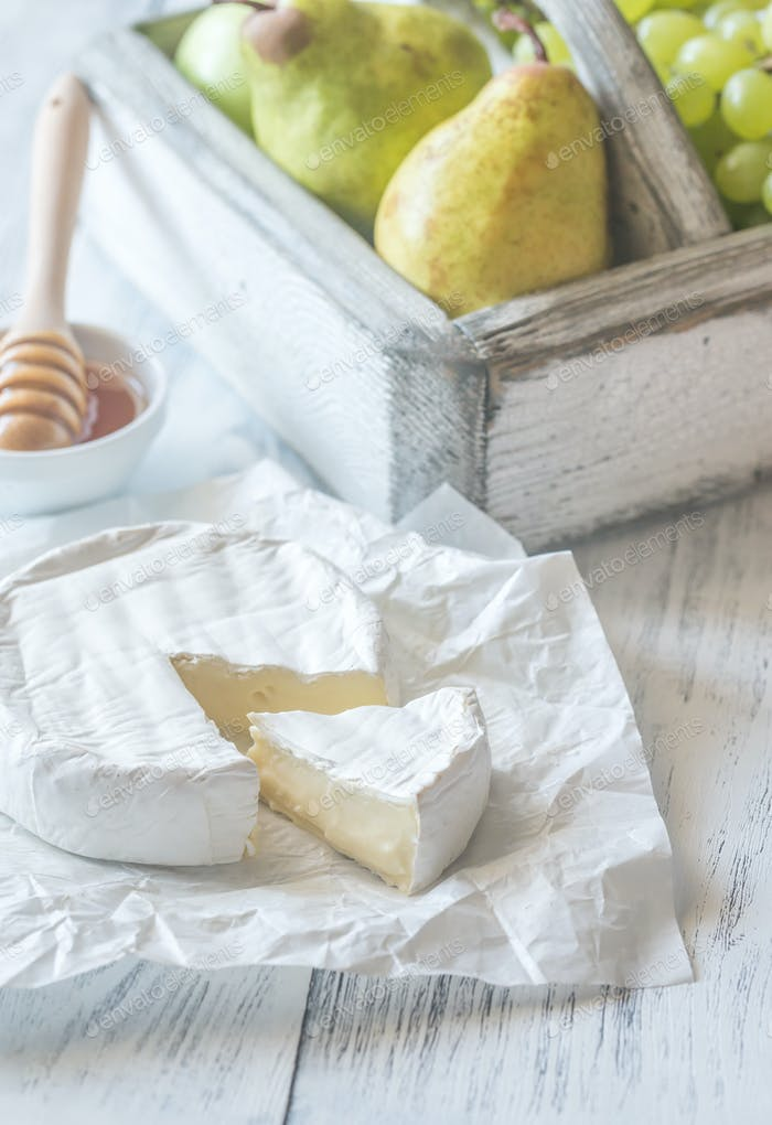 Moldy cheese