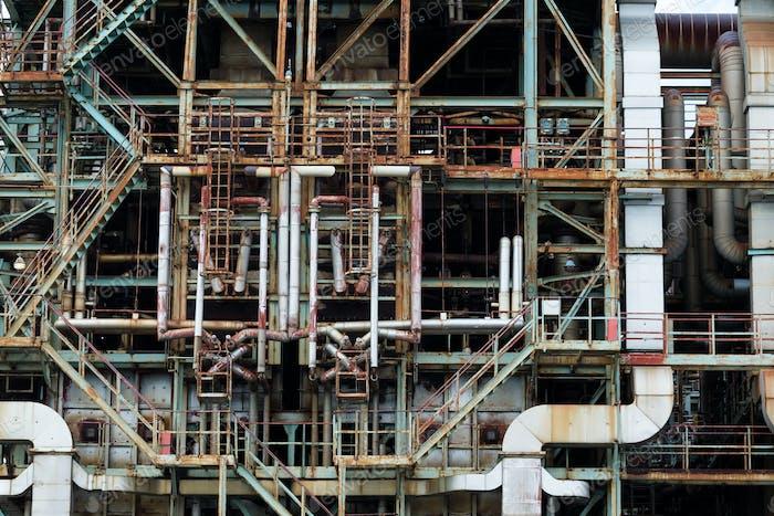 Industrieller Komplex