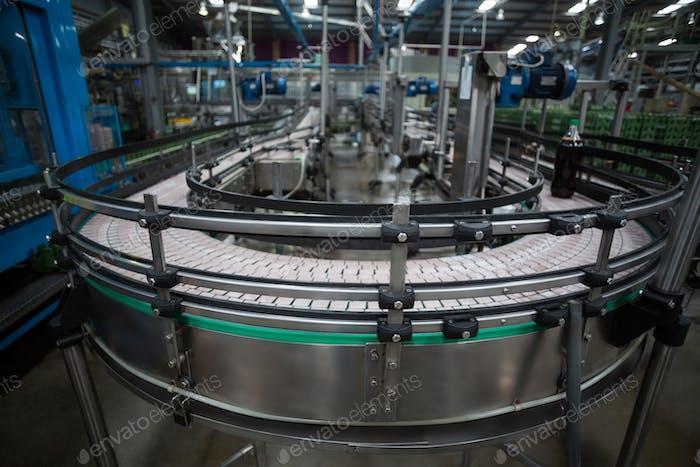 Maschinen und Produktionslinie