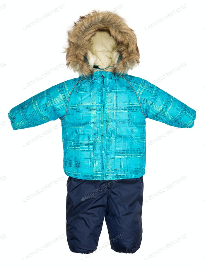 Kinder Schneeanzug Herbst