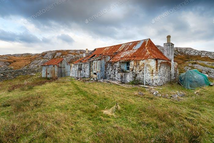 Quidnish on the Isle of Harris