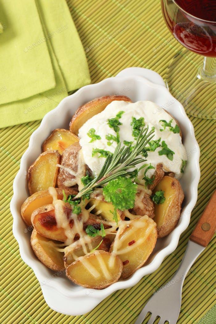 Kartoffelschale