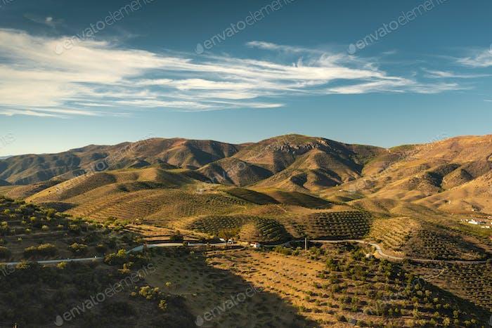 Douro Montains, Portugal