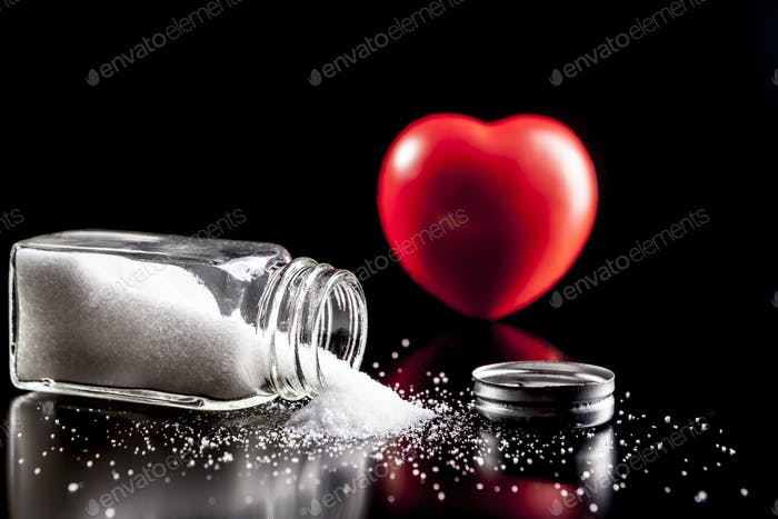 Heart Of Salt