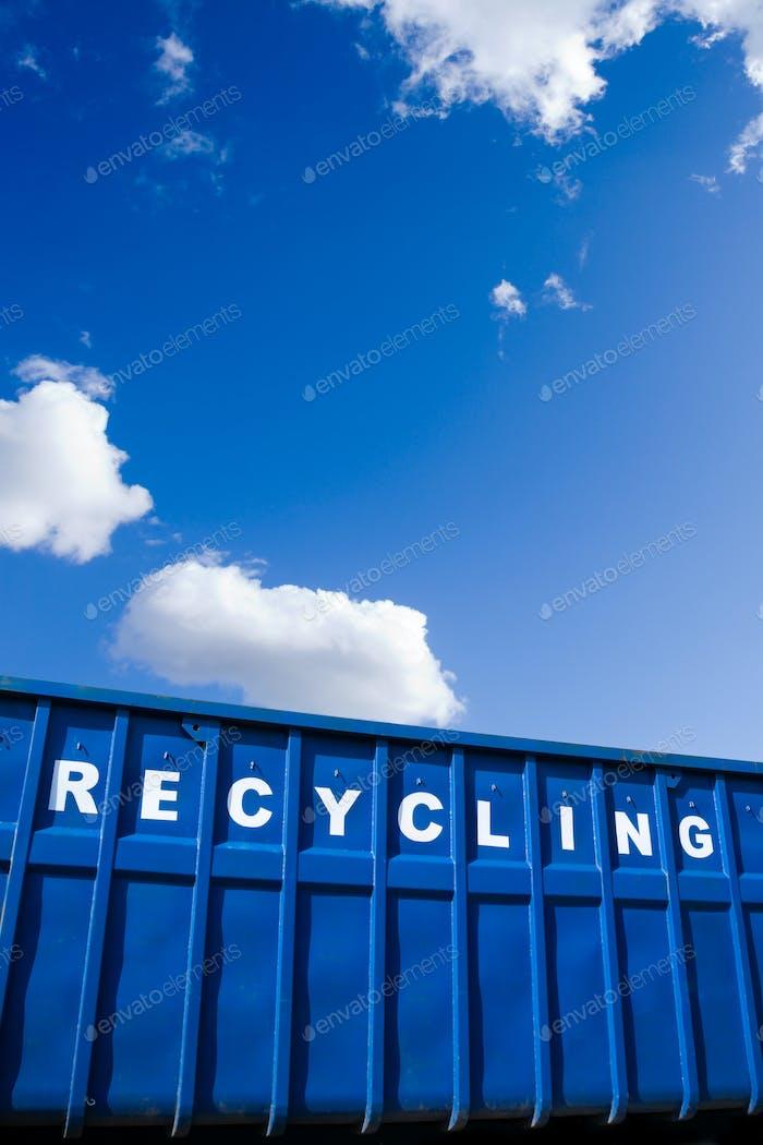 Recycling-Geschäft