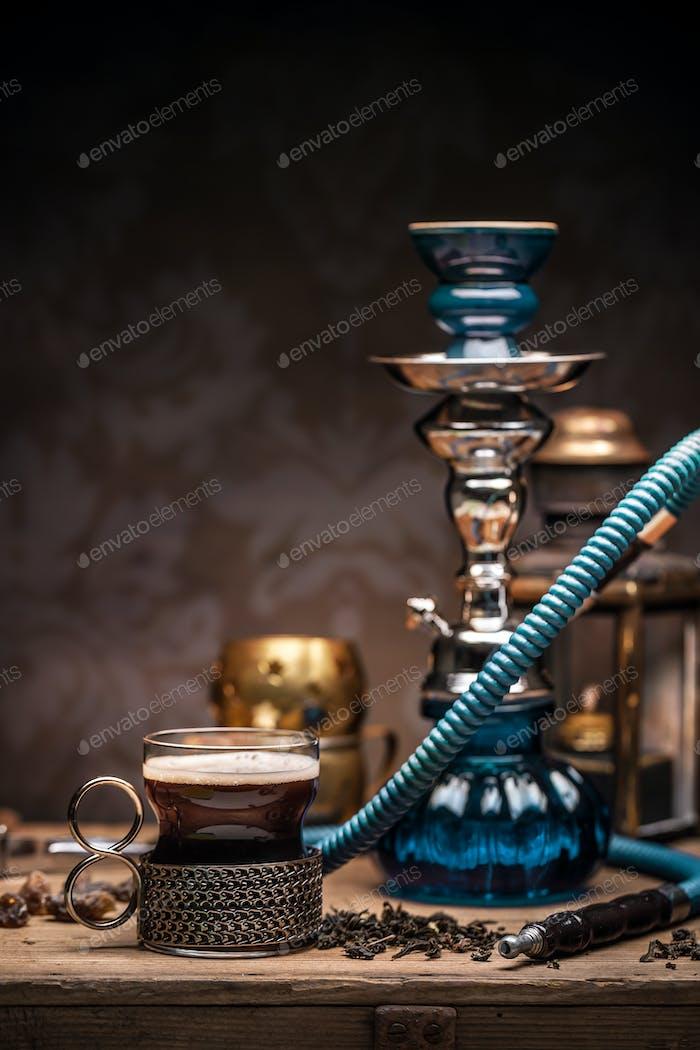 Tasse türkischen Tee