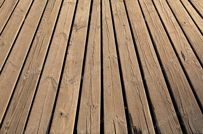 Wood panel background texture in vintage style