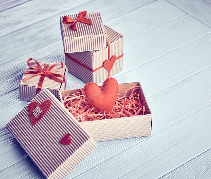 Love, gift
