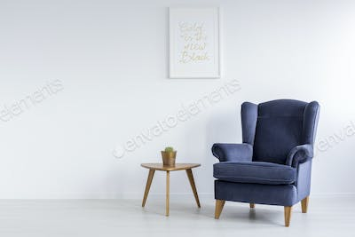 Space in lounge