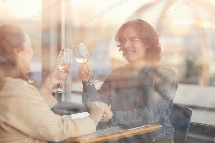 Paar feiert Jubiläum