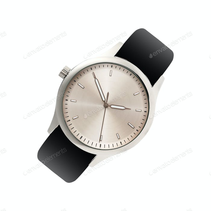 watch isolated on white background