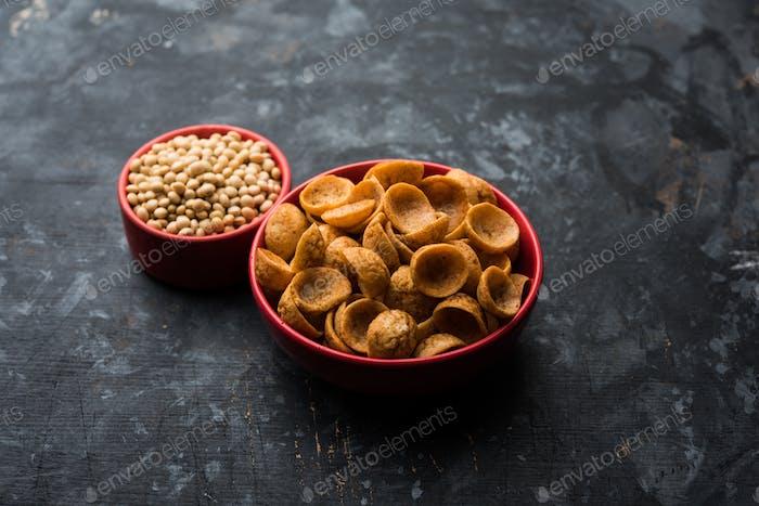 Soya Katori snacks