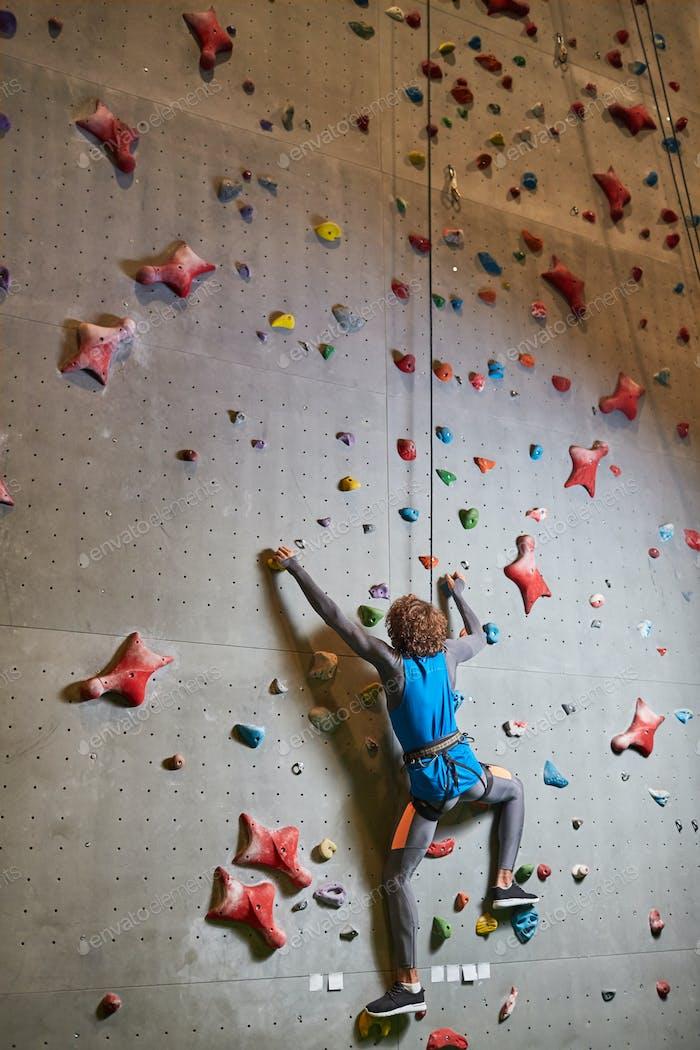 Training on wall