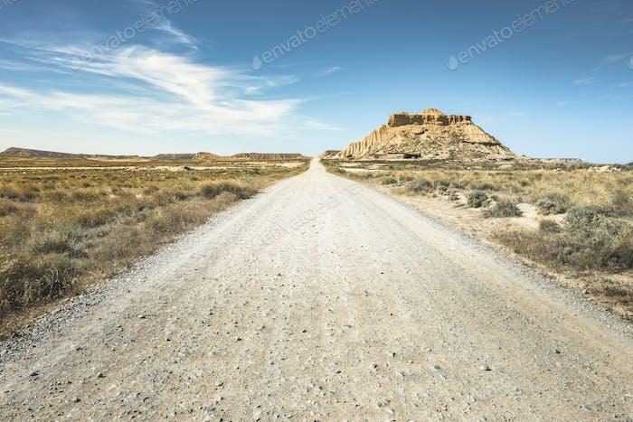 Wild west road