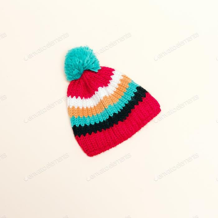 Minimalism style hipster fashion hat
