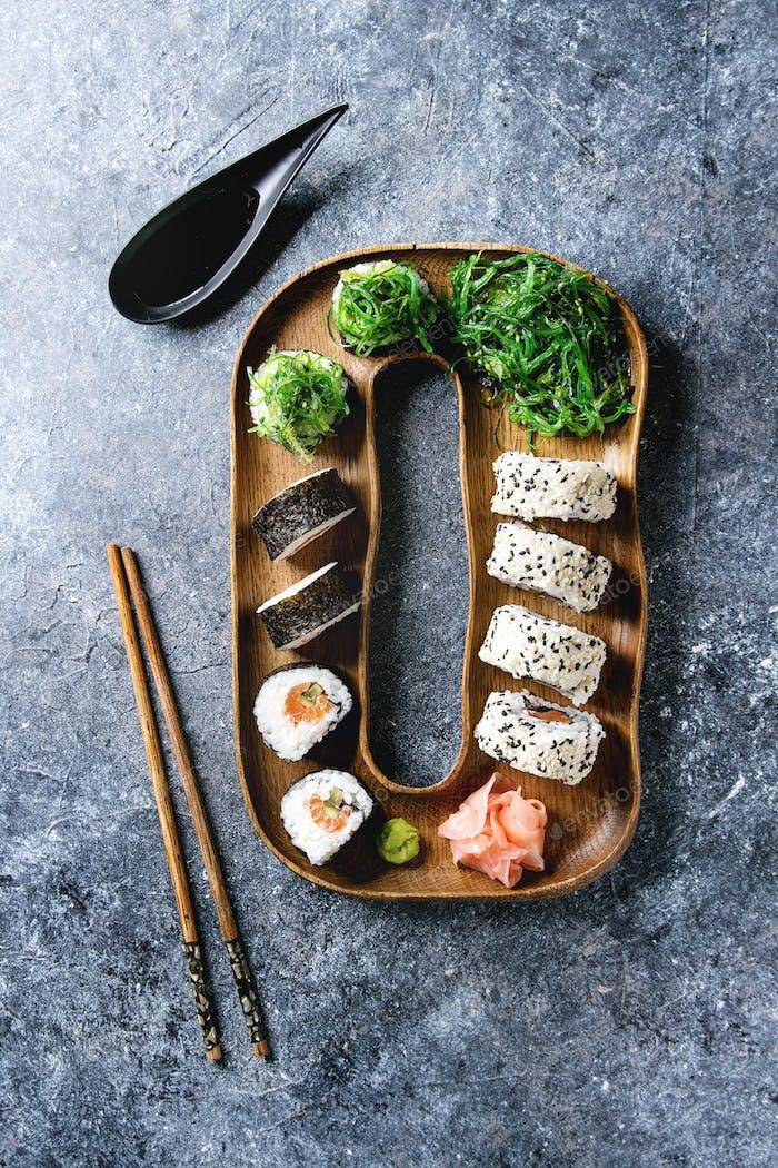 Sushi-Brötchen Set