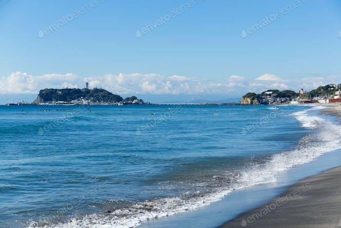 Kamakura y playa