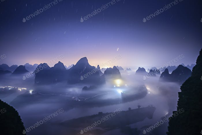 Xingping Landscape