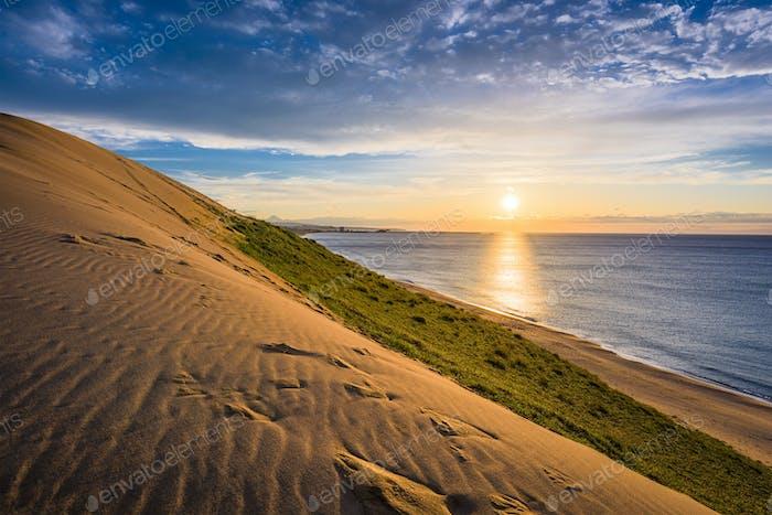 Tottori, Japan Sand Dunes