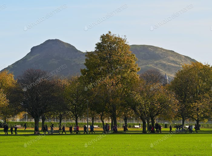 Park Meadows in Edinburgh