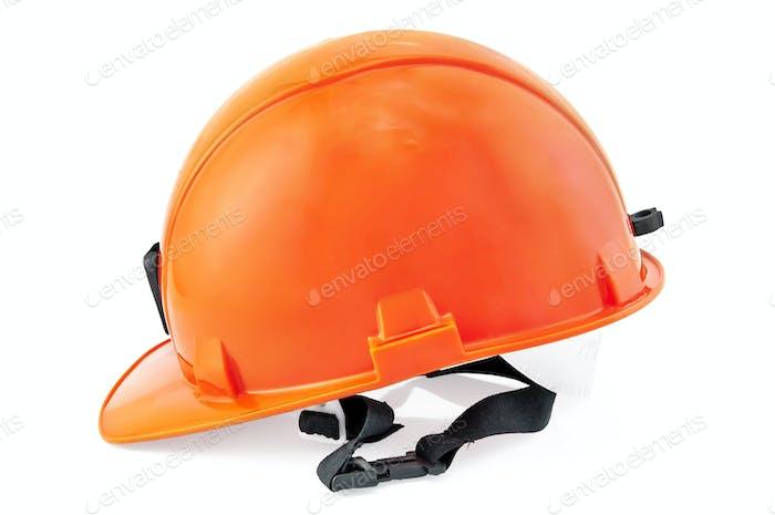 Helmet Orange