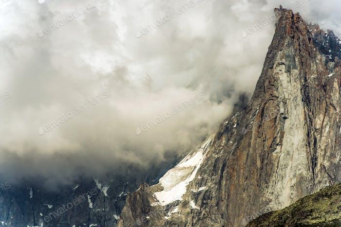 Chamonix Mt Blanc Massif