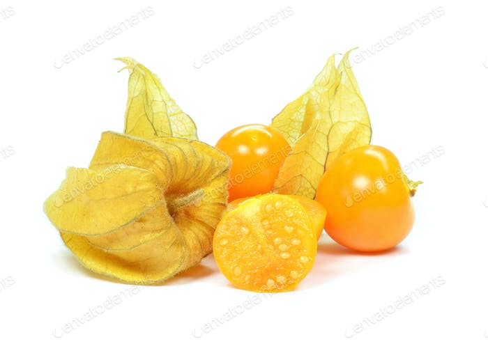 Physalis Frucht